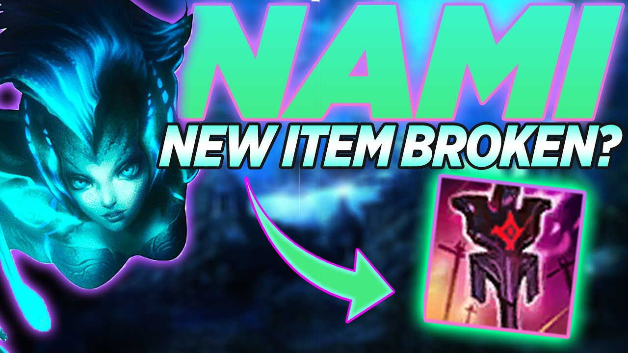 Aphromoo - This New Item Is Broken on NAMI... | Aphromoo