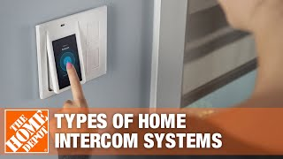 Click to discover the different types of home intercom systems.