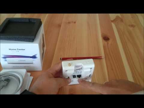 34359cdab83c82 Z-Wave Fibaro Home Center Lite - Unboxing   Hands-On - Z-