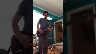 "Jared's cover of Joe Satriani's ""Baroque."""