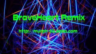 Trance corazón Valiente remix. DJ lucky z