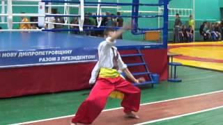 Выступление 2. Козацький двобій sports.dp.ua