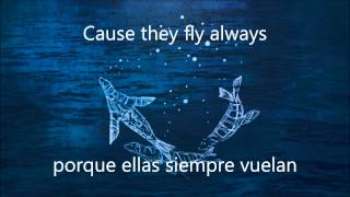 "Fly on "" O "" -  Coldplay SUBTITULADO ESPAÑOL / INGLES"