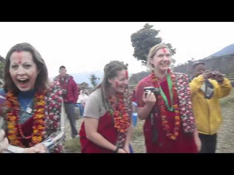 Kev In Nepal: Day 5 (Pt. 2 Women's Community Center)