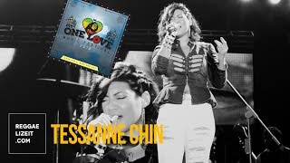 Tessanne Chin - Redemption Song Cover @ One Love Music Fest 2016