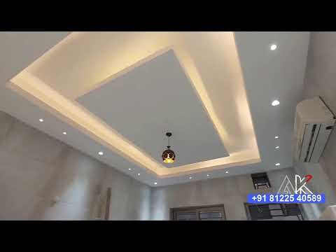 Ceiling Design More Beautiful Decor +91 81225 40589