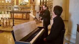 Think of Me - Phantom of the Opera - Violin & Piano