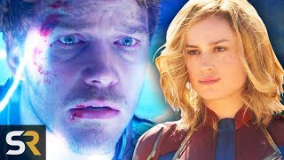 Marvel Theory: The Guardians of the Galaxy's First Mission Was All Captain Marvel's Fault