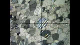 Rochas Metamórficas 3   Mármore de São Gabriel