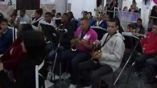 Orquestra Lira de Jaspe (O Meu Deus é Soberano)