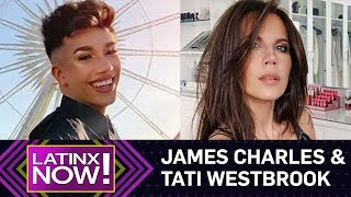 Will James Charles Bounce Back After Tati Westbrook Feud? | Latinx Now! | E! News
