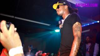 "Future ""Thats My Hoe 2"" Live In North Carolina"