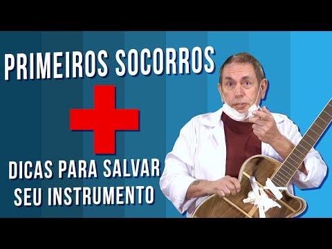 PRIMEIROS SOCORROS - COMO SALVAR SEU INSTRUMENTO - Dicas do Pelosi #3