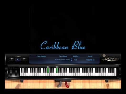 enya-caribbean-blue-piano-cover-tracius
