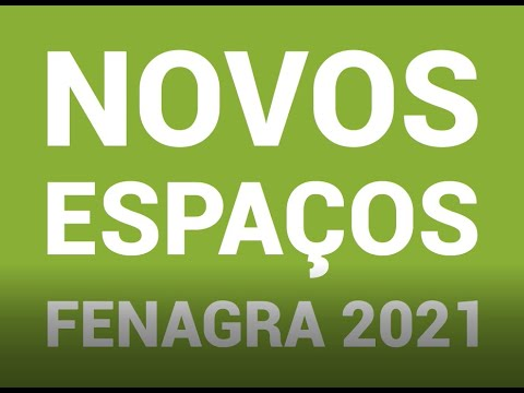 Fenagra 2021 novos stands