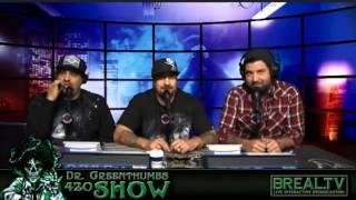 Chino Moreno @ 420 Show (snippet)