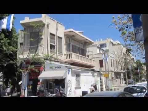 Bialik Street, Tel Aviv A tour in one of the the most beautiful streets. Tour guide: Zahi Shaked