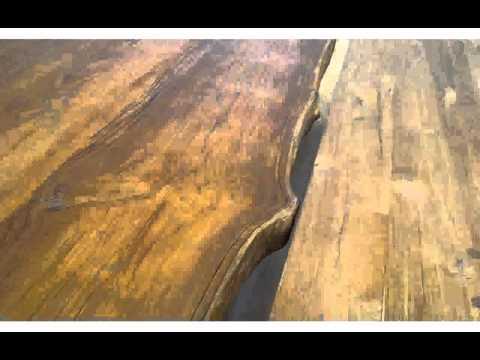 Come costruire un tavolo rustico di legno per la cucina | Fai da Te ...