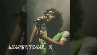 Lambiyaan Si Judaiyaan   FULL AUDIO   ARIJIT SINGH   Raabta