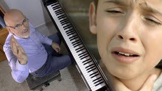 Film Score 'Arraconat' [Short movie 'bullying themed']. Piano performance by Xavier Juanals