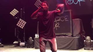 Isaiah Rashad - Smile (Live at the Fillmore Jackie Gleason Theater of Blank Face Tour on 9/29/2016)