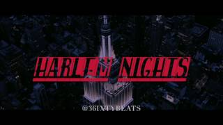 "Dave East x Don Q x Jim Jones x Juelz Santana Type Beat 2017 ""Harlem Nights"""