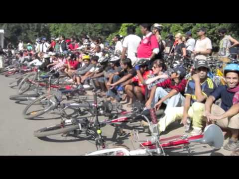 3rd Critical Mass, Dhaka
