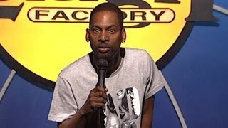 Tony Rock - Arguing With Black Girls (Stand Up Comedy)