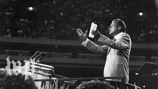 The Rev. Billy Graham dies at 99