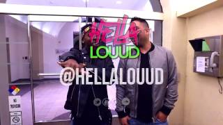 Jonn Hart x Clayton William #HellaLouud 997Now interview