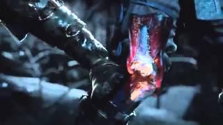 Mortal Kombat X Trailer (Skrillex Reptile's Theme)