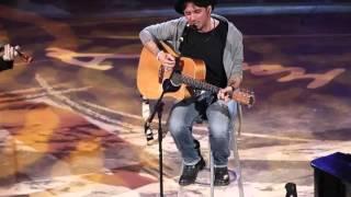 Fabrizio Moro | Un'altra vita (Live + Testo)