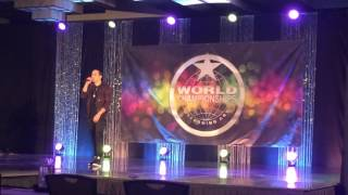 Write a Song (Original) by Garth Garcia -WCOPA 2016