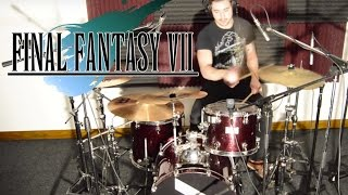 Final Fantasy VII Boss Theme Drum Cover