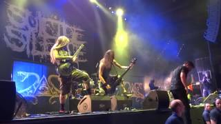 You Only Live Once-Suicide Silence Rock im Park 2014 Nuremberg
