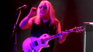 Mick Box - guitar solo Uriah Heep July Morning - Live in LA 2015