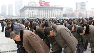 Never before seen real life footage inside of North Korea (Documentary)
