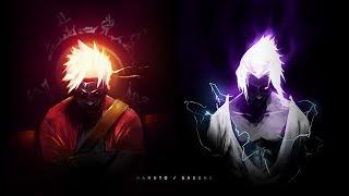 「 AMV 」 Naruto vs Sasuke - My Demonsᴴᴰ width=