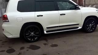 Toyota Land Cruizer 200 /// Epik KHANN /// Full WRAPPED