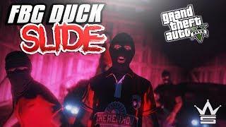 FBG Duck - Slide (Offical Grand Theft Auto V Music Video)