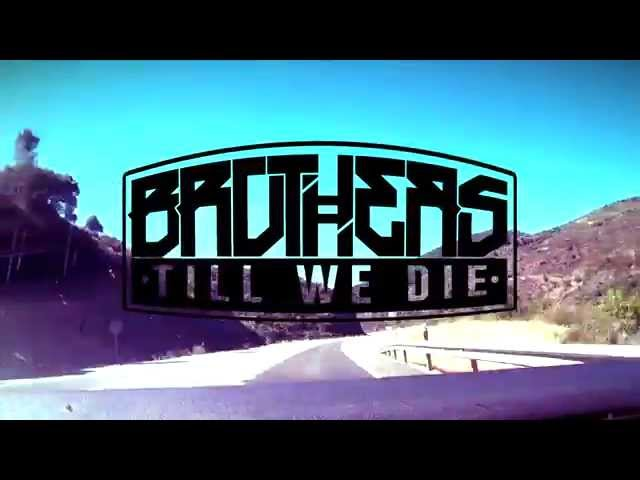 Videoclip oficial de la canción We will never grow up de Brothers Till We Die