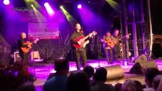 Foire de Savoie 2014 - Nocturne Samedi 13 - Concert Gypsy Nouveau et Body Flight