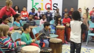 Multicultural Kids Network in for our students
