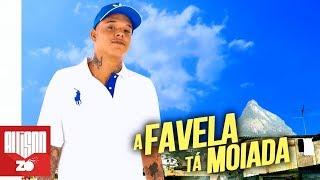 MC Cassiano - A Favela tá Moiada (Áudio Oficial 2018) DJ Russo