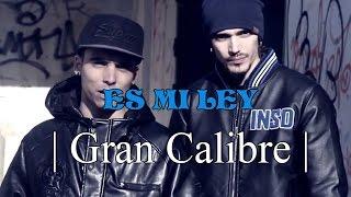 (video borrado) GRAN CALIBRE| ES MI LEY VIDEOCLIP
