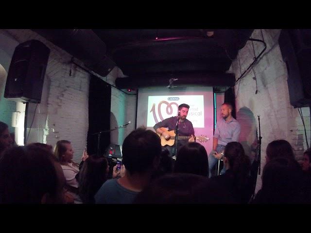 Vídeo de un concierto en la sala Subsuelo.