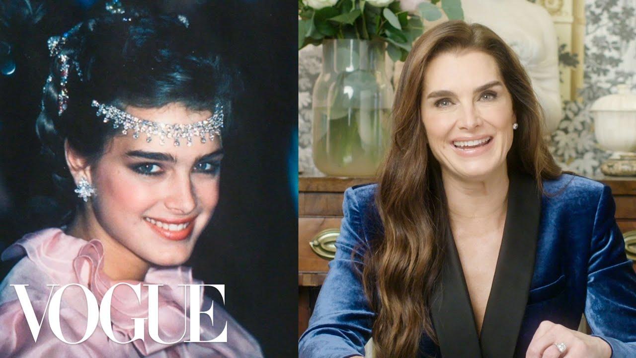 Brooke Shields breaks down 12 Looks from 1978 to Now