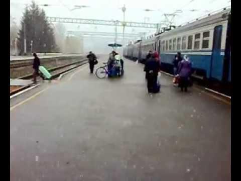 First Snow 2012, Ukraine