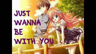 JUST WANNA BE WITH YOU - HSM3 (Nightcore)