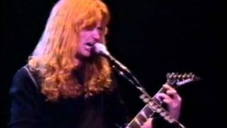 Megadeth - Foreclosure Of A Dream (Live In Phoenix 1997)